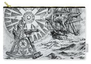 Maritime Heritage Carry-all Pouch
