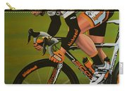 Mark Cavendish Carry-all Pouch by Paul Meijering