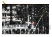 Mark Twain Riverboat Frontierland Disneyland Vertical Sc Carry-all Pouch