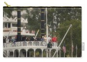 Mark Twain Riverboat Frontierland Disneyland Vertical Carry-all Pouch