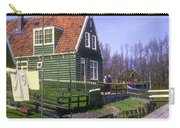 Marken Village Architecture Carry-all Pouch