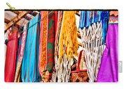 Market Hammocks In El Casco By Diana Sainz Carry-all Pouch