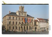 Market Place Weimar - Unesco Heritage Site Carry-all Pouch