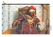 Markos Botsaris Carry-all Pouch by Jean Leon Gerome