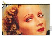 Marlene Dietrich Carry-all Pouch