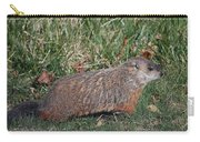 Marmota Monax Model Carry-all Pouch