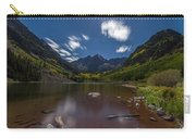 Maroon Bells At Night Carry-all Pouch