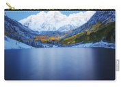 Maroon Bells Dawn Carry-all Pouch