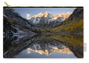 Maroon Bells First Light Carry-all Pouch