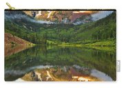 Maroon Bells Fog Attack Carry-all Pouch