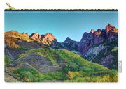 Maroon Bells National Recreation Area Carry-all Pouch