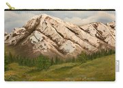 Maroon Trail Splendor Carry-all Pouch