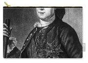 Marquis De Vaudreuil (1698-1778) Carry-all Pouch