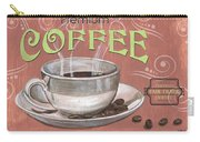 Marsala Coffee 2 Carry-all Pouch