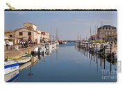 Marseillan Harbour Carry-all Pouch