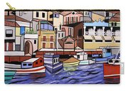 Marseille France Carry-all Pouch