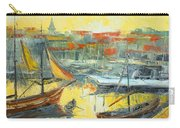 Marseille Harbour Carry-all Pouch