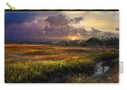 Marsh At Sunrise Carry-all Pouch