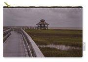 Marsh Boardwalk Carry-all Pouch