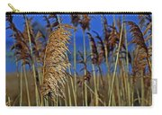 Marsh Grass At Northside Park Carry-all Pouch