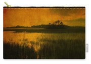Marsh Island Sunset Carry-all Pouch
