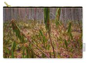 Marsh Labrador Tea After Winter Carry-all Pouch