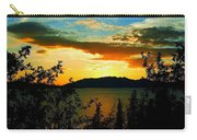 Marsh Lake - Yukon Carry-all Pouch