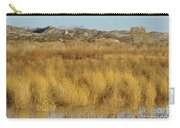 Marsh Lands In Wildlife Refuge Carry-all Pouch