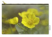 Marsh Marigolds Carry-all Pouch