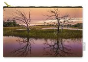 Marsh Oil Painting Carry-all Pouch