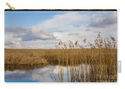 Marsh Reed Carry-all Pouch