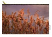 Marsh Reeds Aglow  -  150218a-162 Carry-all Pouch