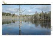 Marsh Reflections Carry-all Pouch