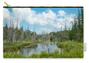 Marsh Scene Carry-all Pouch