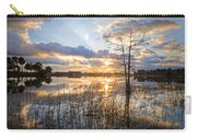 Marsh Sunrise Carry-all Pouch