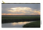 Marsh Sunset 3 Carry-all Pouch