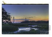 Marsh To Bridge Carry-all Pouch