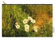 Marshall Point Daisies Carry-all Pouch