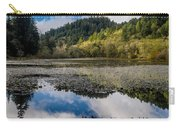 Marshall Pond In Autum Carry-all Pouch