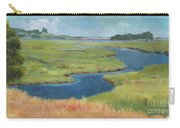 Marshes At High Tide Carry-all Pouch
