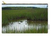 Marshlands Around Hilton Head Island Carry-all Pouch