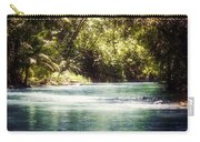 Martha Brae River Carry-all Pouch