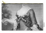 Martha Washington (1732-1801) Carry-all Pouch