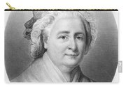 Martha Washington (1732-1802) Carry-all Pouch