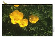 Martha's Flowers Carry-all Pouch