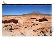Martian Landscapes On Earth Carry-all Pouch
