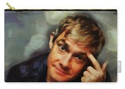 Martin Freeman Carry-all Pouch