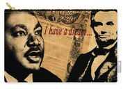 Martin Luther King Jr 2 Carry-all Pouch