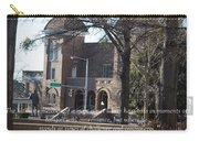 Martin Luther King Jr. And Sixteenth Street Baptist Church Carry-all Pouch