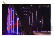 Martin Luther King Jr Bridge Lit Up Carry-all Pouch
